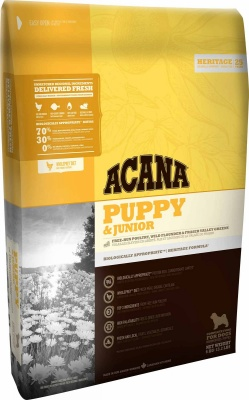 ACANA DOG HERITAGE PUPPY & JUNIOR 11,4 KG.