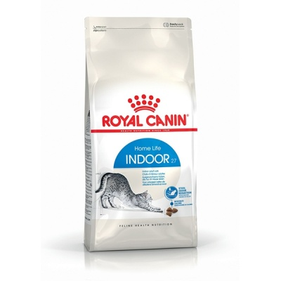 ROYAL CANIN CAT INDOOR 27 2 KG.